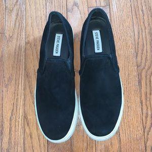 Steve Madden Ellis Platform Sneaker US11M Black